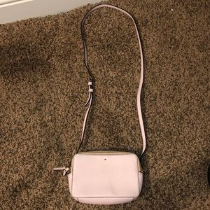 Light pink Kate spade shoulder bag